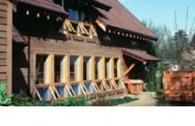 Classic Passive Solar Home
